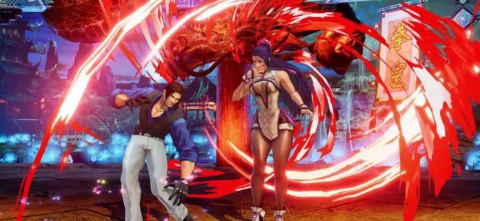Luong estará también en The King of Fighters XV 9