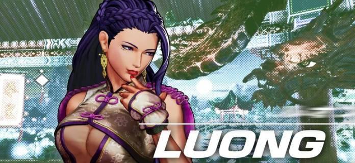 Luong estará también en The King of Fighters XV 3