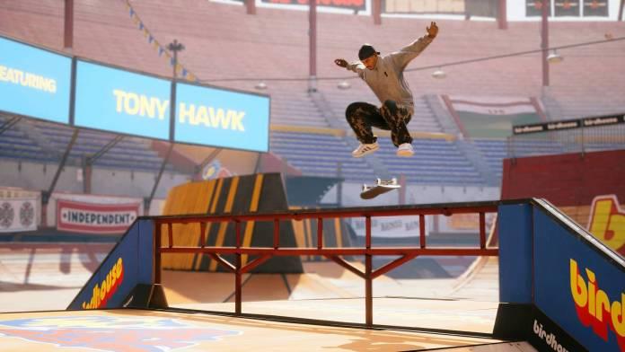 Reseña Tony Hawk´s Pro Skater 1+2 (Nintendo Switch) 6