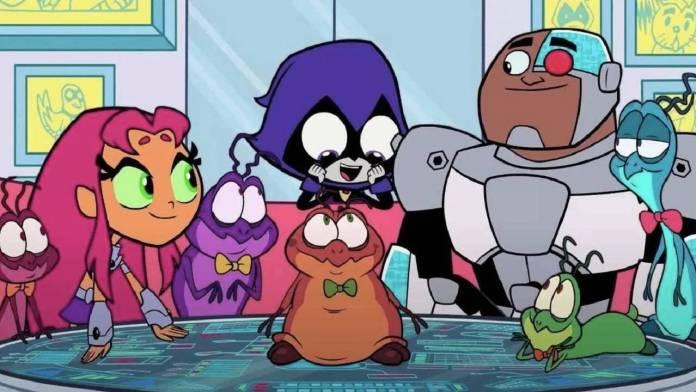 La película Teen Titans Go! See Space Jam ha sido anunciada, estrena el 20 de junio 2