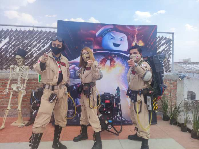 El Festival del Mal 2021 nos dejó Muertos de Miedo 👻 3