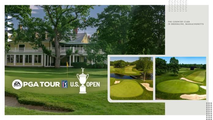 PGA Tour: EA y la USGA Celebran el U.S Open Championship con una asombrosa colaboración 2