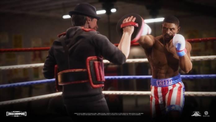 Big Rumble Boxing: Creed Champions presenta su nuevo avance 1