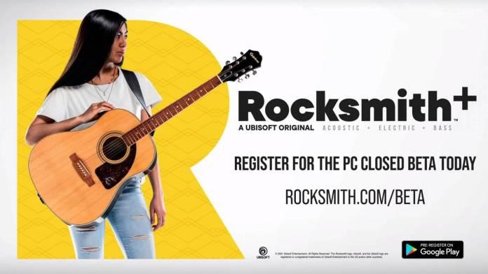 #Rocksmith+ nos ayudará a aprender a tocar guitarra de manera fácil e interactiva