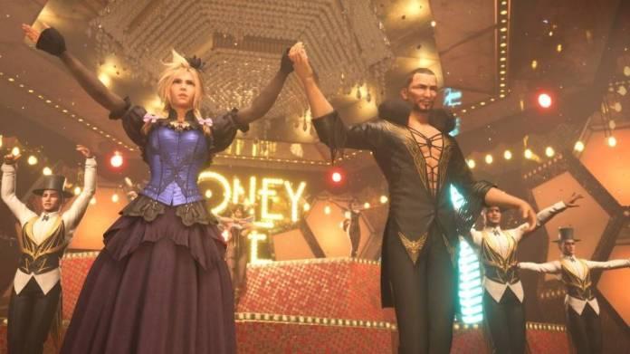 Final Fantasy VII Remake incluía una escena de Pole Dance que fue eliminada 1