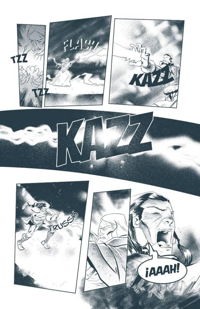 Horizonte Oculto es un cómic mexicano lleno de acción y misticismo 2