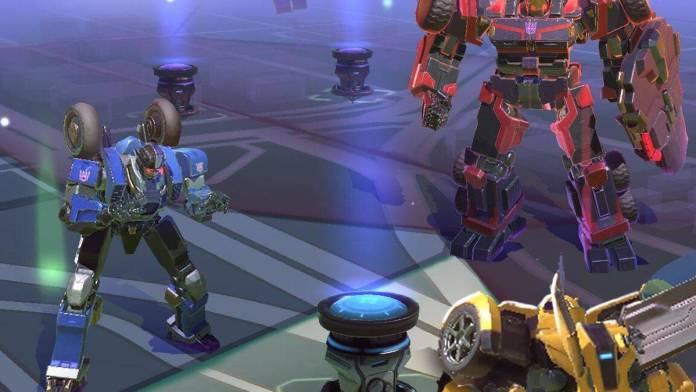 Niantic, Pokemon Go, Transformers Heavy Metal