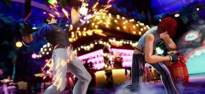 Vanessa estará también en The King of Fighters XV 10