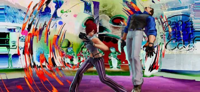 Vanessa estará también en The King of Fighters XV 6