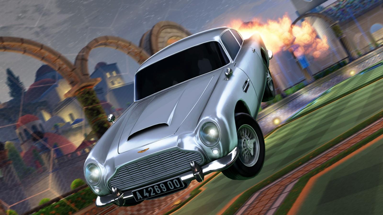 Rocket League tendrá colaboración con el 007 3