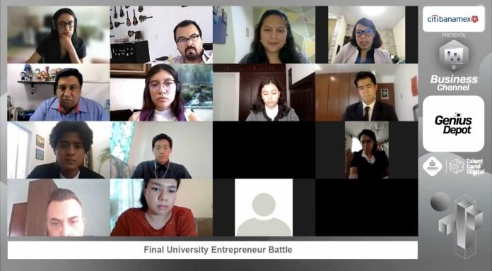 University Entrepreneur Battle