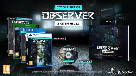 Observer: System Redux ha sido retrasado hasta el 23 de julio 2
