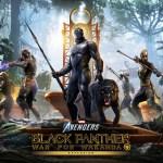 Marvel's Avengers, Black Panther, War for Wakanda,