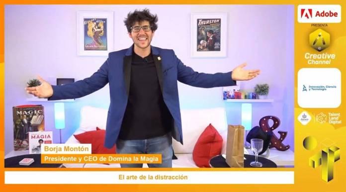 Borja Montón, Talent Land Digital 21