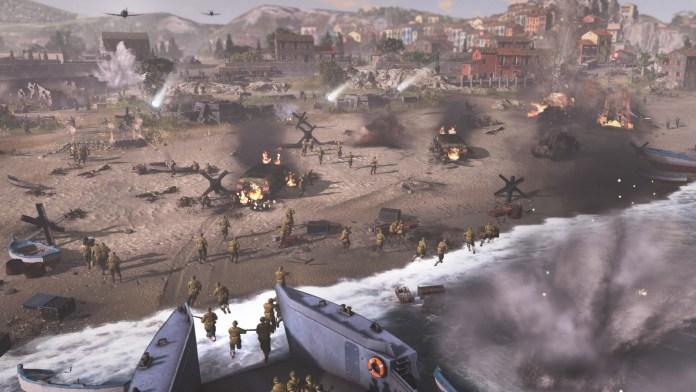 SEGA ha anunciado Company of Heroes 3 para PC 4