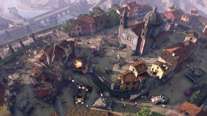SEGA ha anunciado Company of Heroes 3 para PC 5