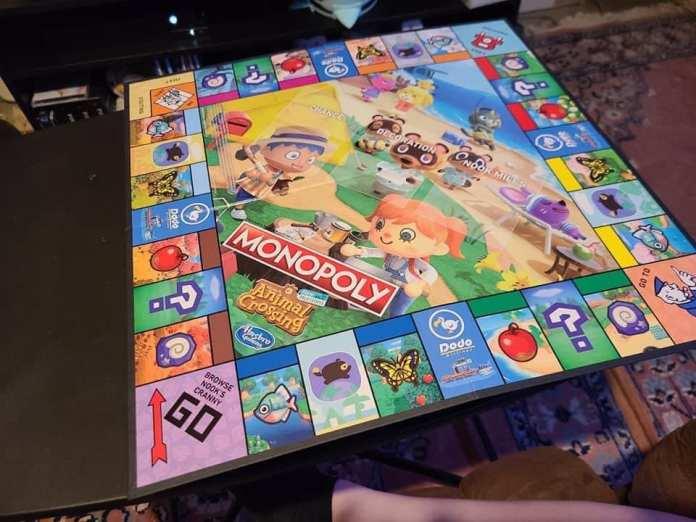 Animal Crossing llegará Monopoly, conoce todos los detalles 3