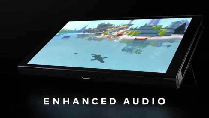 Este es el nuevo modelo del Nintendo Switch: OLED 3