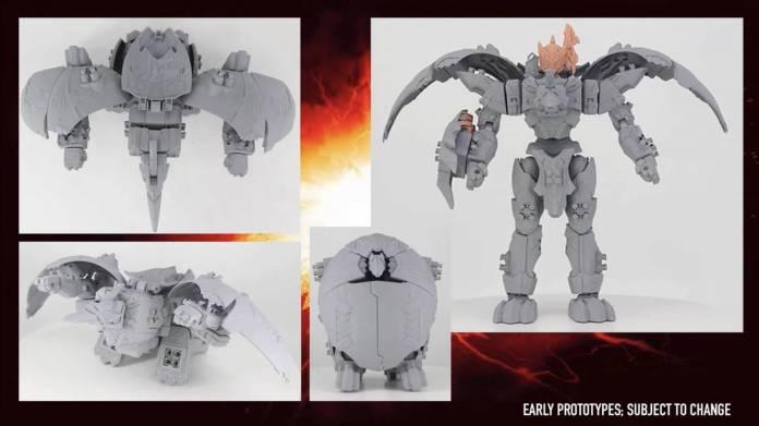 Nuevas figuras de Power Rangers Lightning Collection. 15