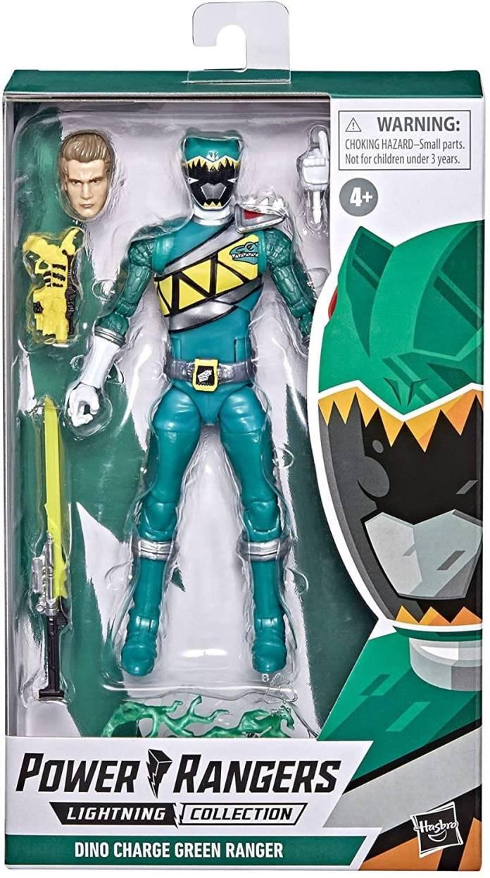Nuevas figuras de Power Rangers Lightning Collection. 3