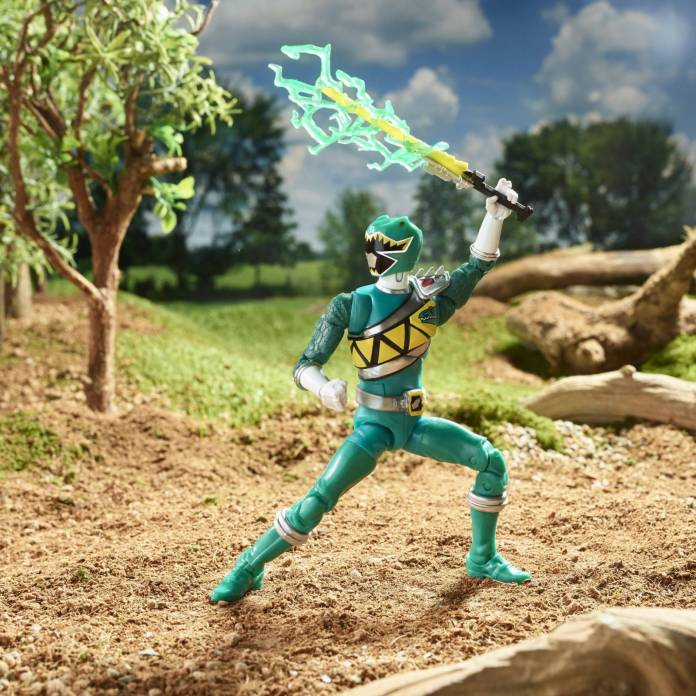 Nuevas figuras de Power Rangers Lightning Collection. 2
