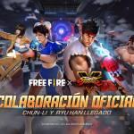 Free Fire, Street Fighter