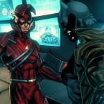 Justice League, Batman, The Flash