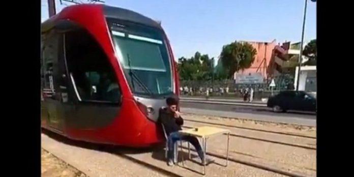 TikTok Tren tranvia