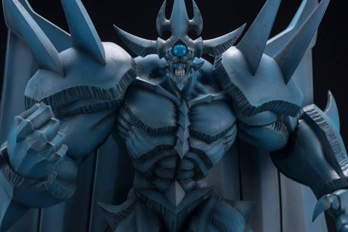 Yu-Gi-Oh!: Kotobukiya presenta increíbles figuras de los Dioses Egipcios 1
