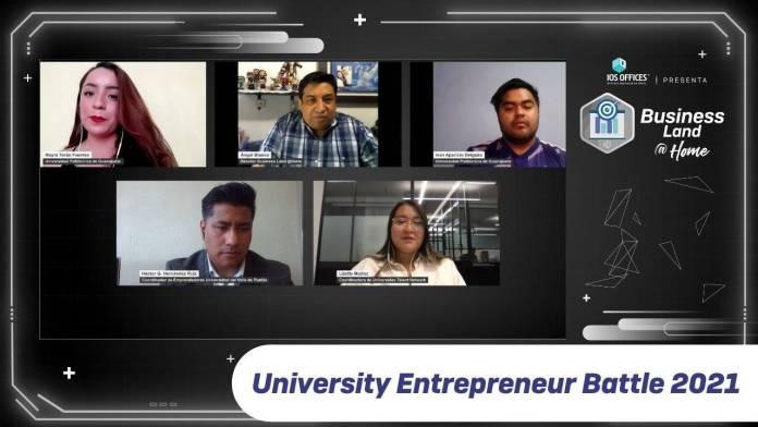 Talent Land Digital 21: ¡El University Entrepreneur Battle ya tiene ganadoras! 1