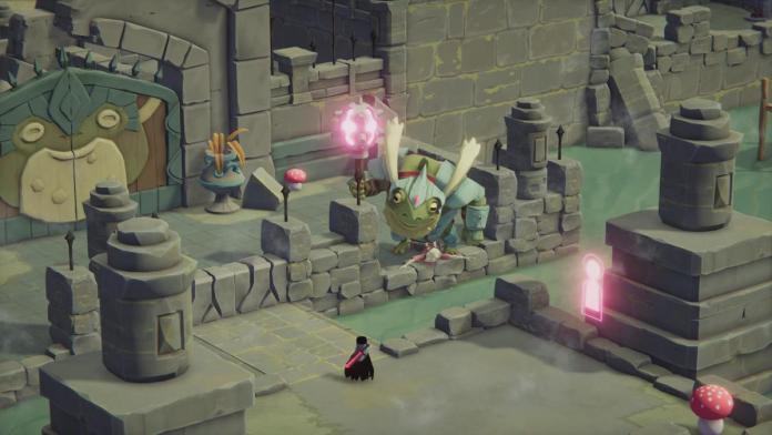No te pierdas el nuevo tráiler gameplay de Death's Door, lo nuevo de Acid Nerve 2