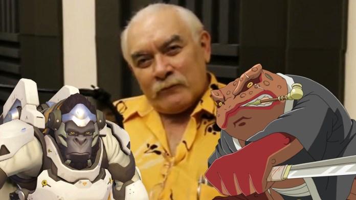 Muera Actor de Voz Arturo Casanova, famoso por prestar voz a personajes de Overwatch, Naruto, Sonic, LOL entre otras.