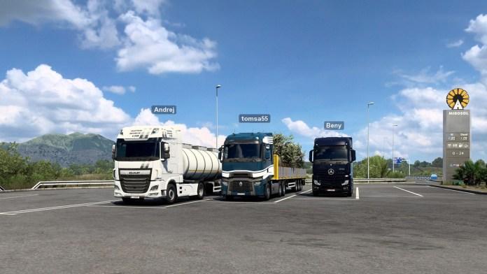 Euro Truck Simulator y American Truck Simulator