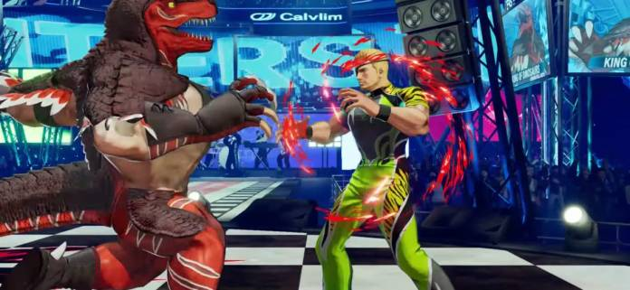 Confirmada la presencia de King of Dinosaurs en The King of Fighters XV 6