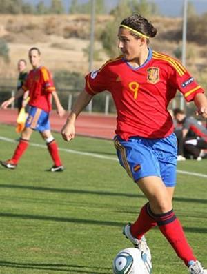 """Verónica Boquete: """"Siempre quise ser como Marta. Espero llegar a su nivel""""."""