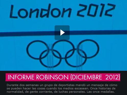 Informe Robinson: Las chicas de Londres, la historia de las 11 medallas olímpicas