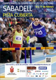 Campeonato España en Pista Cubierta Atletismo