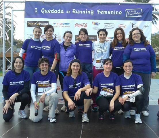 Running Team Nosotras Deportistas