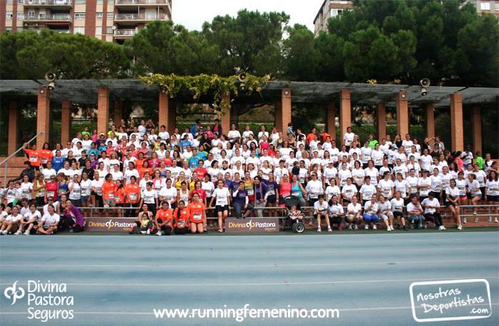 Mas de 300 mujeres en nuestra III Quedada de Running Femenino