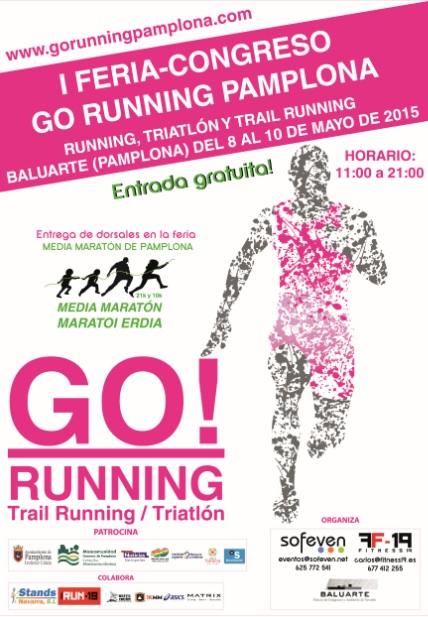 Ponencia de Running Femenino: Cómo entrenar y conseguir tus retos, desde cero – Pamplona