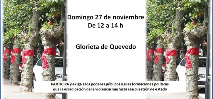 Día Internacional de la eliminación de la violencia contra las mujeres