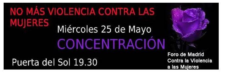 Concentración 25 de mayo