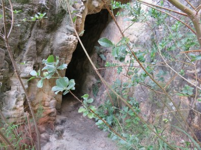 Small Cave