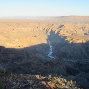 A View of The Canyon