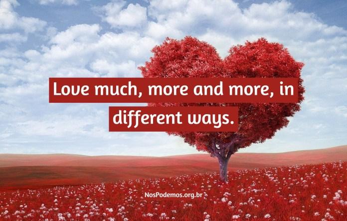 Beautiful Phrases Love