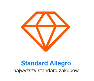 Symbol Standardu Allegro - NoSpoon.pl