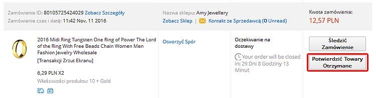 potwierdzanie-otrzymania-towaru-Aliexpress-NoSpoon.pl