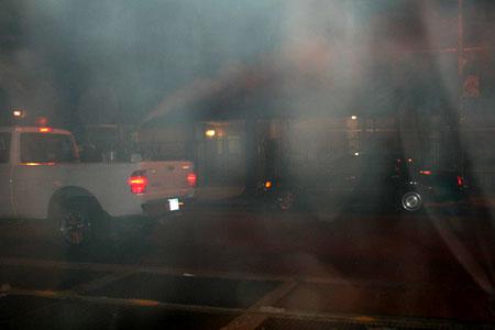 Spray Truck Spews Pesticides in Brooklyn
