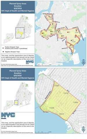 "New York City Spraying Harmful & Carcinogenic Pesticides in Brooklyn Tonight | Unchecked Spray ""Program"" Now in 19th Year"