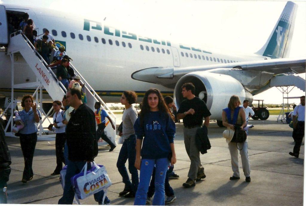 primeira viagem de avião oque saber dicas como planejar